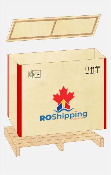 Ro shipping box